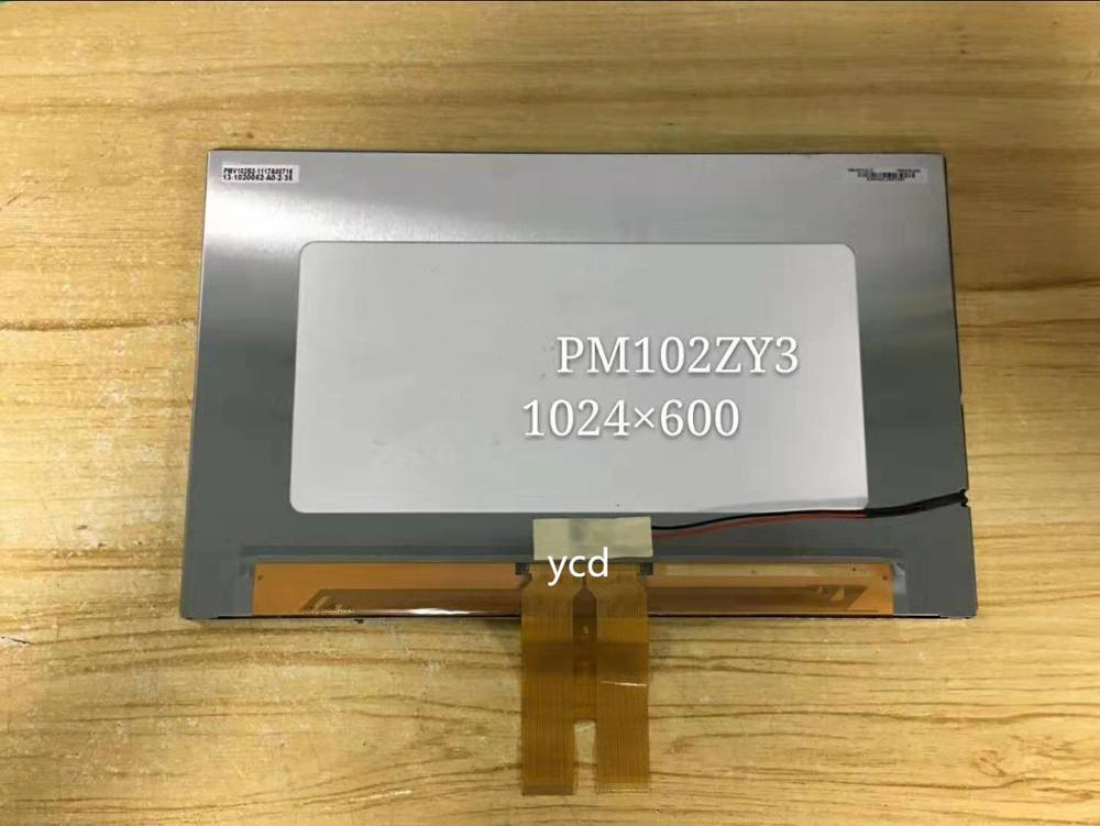 10.2 inch 1024*600 LCD screen PM102ZY3 dual 30PIN