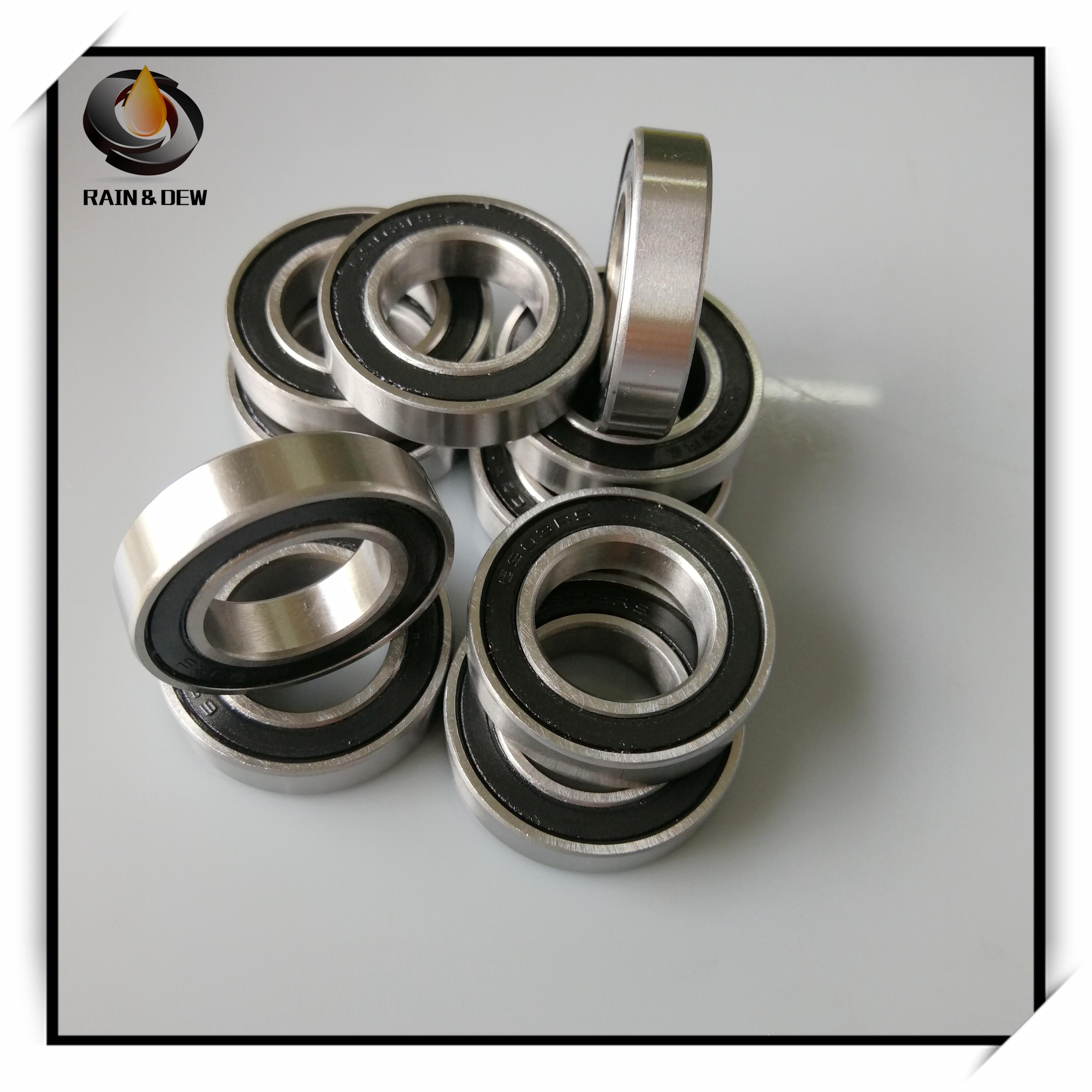 1Pcs 6903 6903-2RS 61903 Hybrid Ceramic Bearing 17x30x7 mm ABEC-7 For Bicycle Bottom Brackets 6903RS Si3N4 Ball