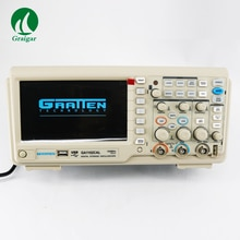 Oscilloscope numérique GA1102CAL bande passante double canal 60 MHZ-100 MHZ