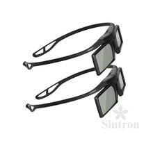 [Sintron] 2X 3D RF Active obturateur lunettes pour 2012 2013 2014 2015 Samsung SSG-3100GB SSG-4100GB SSG-5100GB, livraison gratuite
