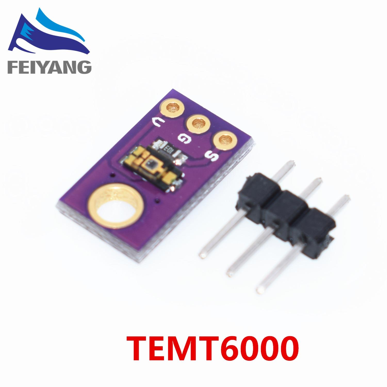 TEMT6000 TEMT6000 Módulo Sensor De Luz Sensor de Luz Profissional