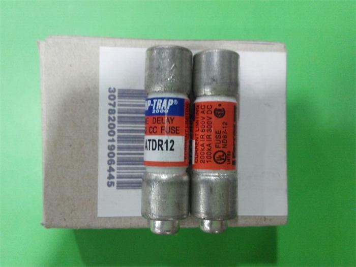 Envío Gratis 5 uds ATDR 12 AMP-TRAP Francia 10X38 fusible de retardo de cerámica faray genuine 12A