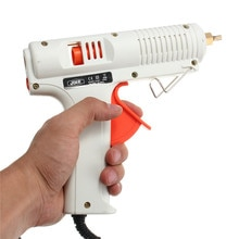 150 W 100-240 V outil de colle haute puissance pistolet à colle thermofusible 140-220 degrés outil de réparation de température réglable Tenwa outils électriques S-801