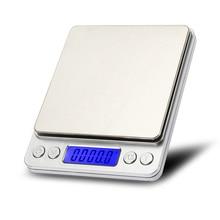 3000 г x 0,01 г цифровые точные карманные грам весы немагнитные платформы из нержавеющей стали ювелирные изделия электронные весы для баланса веса