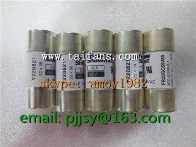 Nova fusível FR14UB69V25T 25A 690 V J078047 6.921CPURGB14.51/URGB 25 6.921 CP 14.51/25