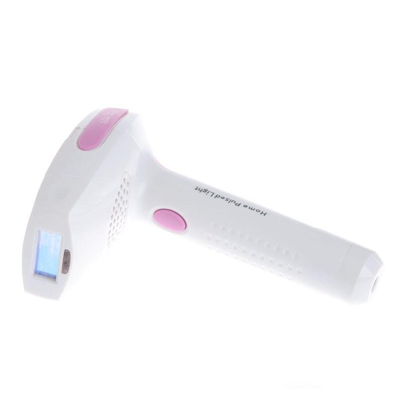 Kemei láser IPL depilación permanente máquina indolora cara cuerpo depiladora de afeitado Kit