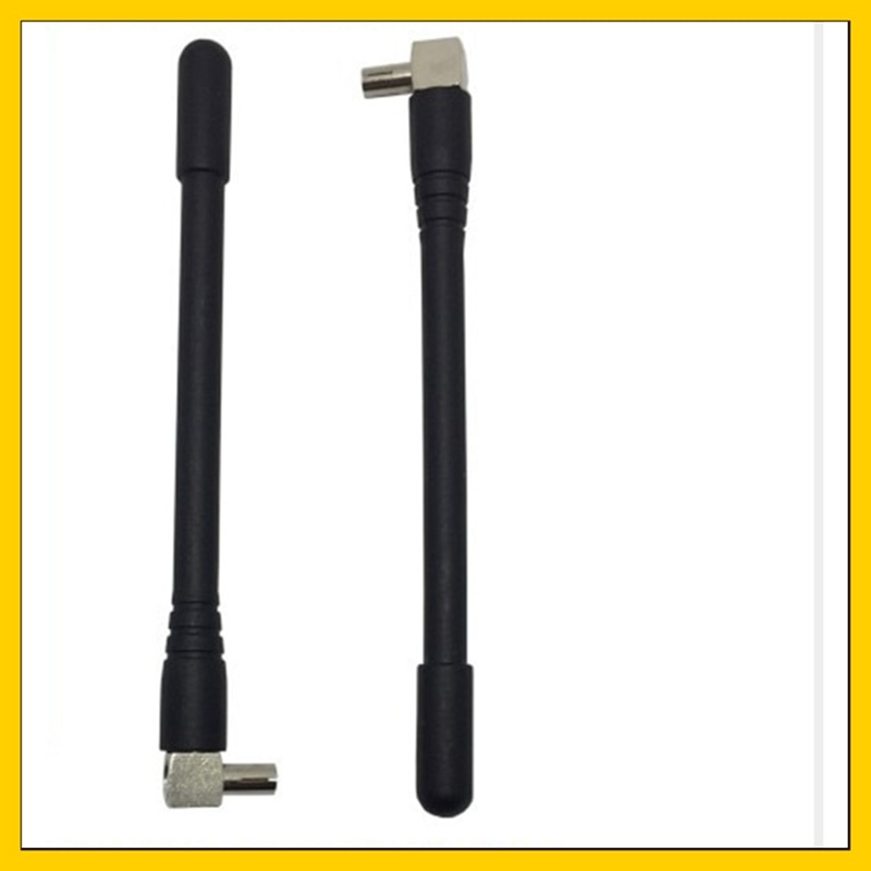2PCS Mini 4G LTE Antenna TS9 connector for netgear  AC782s 790S AC810S 4G LTE Modem MiFi Mobile WiFi Hotspot