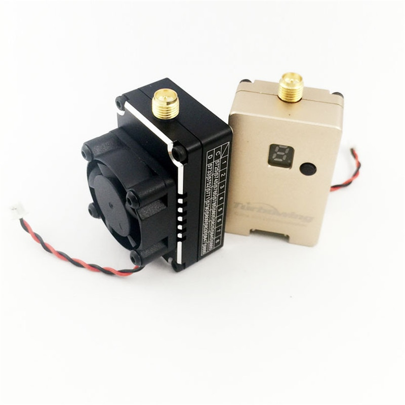 CUAV 5.8g 2w Image Transmission distance of 15 km, fixed-wing dedicated 5.8g2w map transmission for RC parts whole sale enlarge