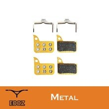 2 пары велосипедных металлических гидравлических дисковых тормозных колодок для SRAM HRD Red 22 B1, Force 22, CX1, Rival 22, S700 B1 Level ULT/TLM