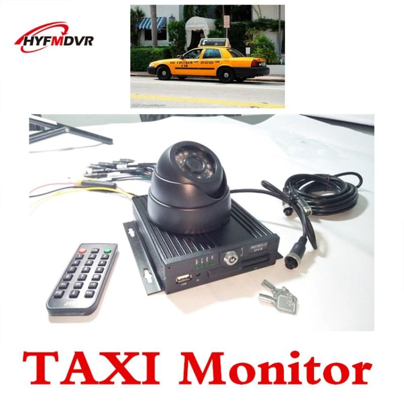 Bulgaria Rumanía/taxi mdvr ahd coaxial de grabadora de vídeo ntsc/pal