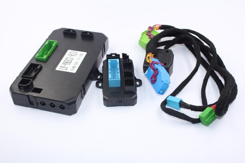 Telefone Rastreador GPS Para Mercedes Benz GLK X204 PLUSOBD Módulo GSM Começo Remoto Carro De Ignição + Imobilizador + Emergência Avisar + carro Localizar
