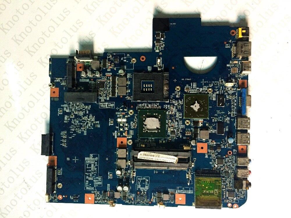 MBP5601019, placa base para ordenador portátil Acer aspire 5738 5738G MB.P5601.019 JV50-MV DDR3 48.4CG08.011, envío gratis, prueba de 100%, ok