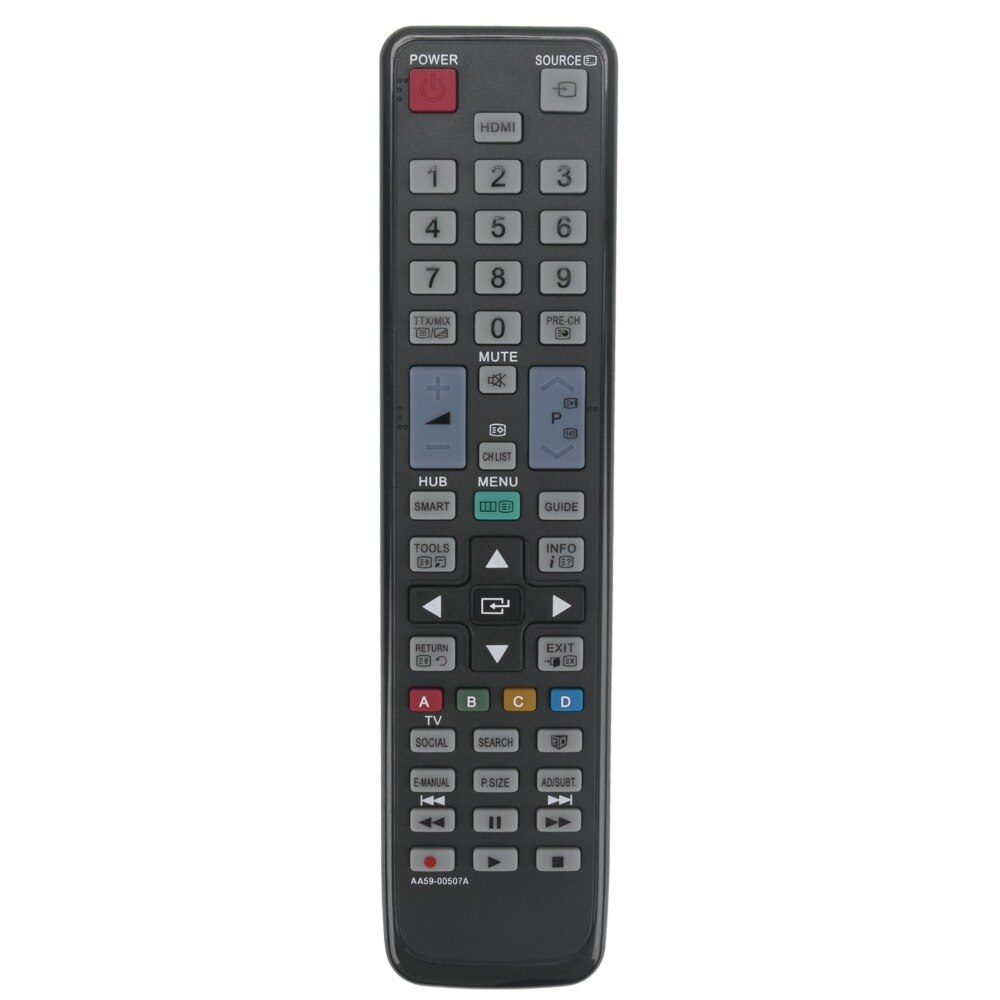 Novo controle remoto AA59-00507A para TV Samsung UE32D6000TWXZG UE40D6320SSXXN