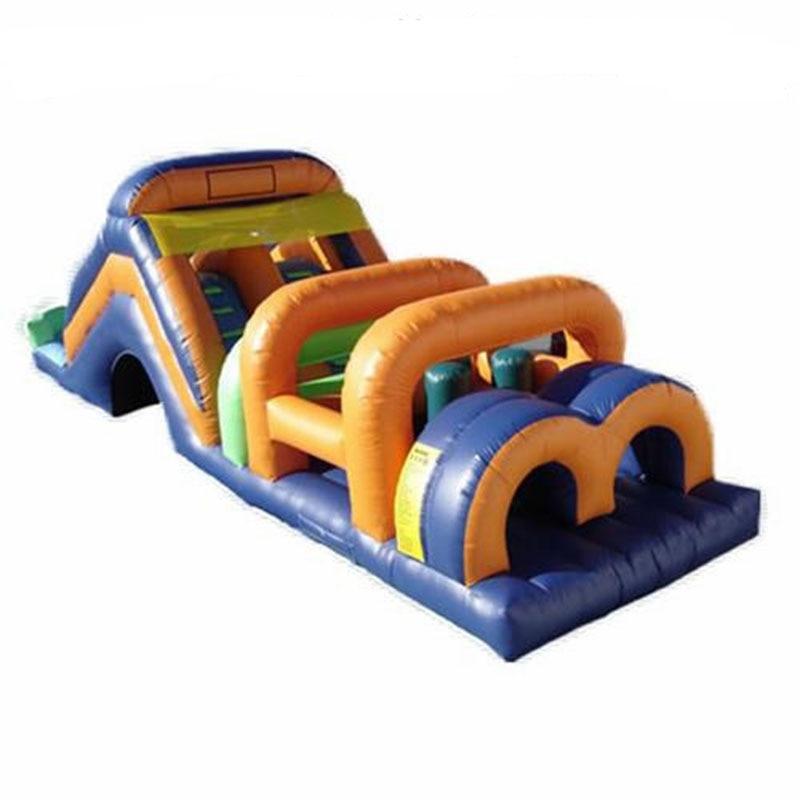 Горячий продукт, надувные препятствия для детей, забавная надувная спортивная игра/надувная уличная игровая площадка
