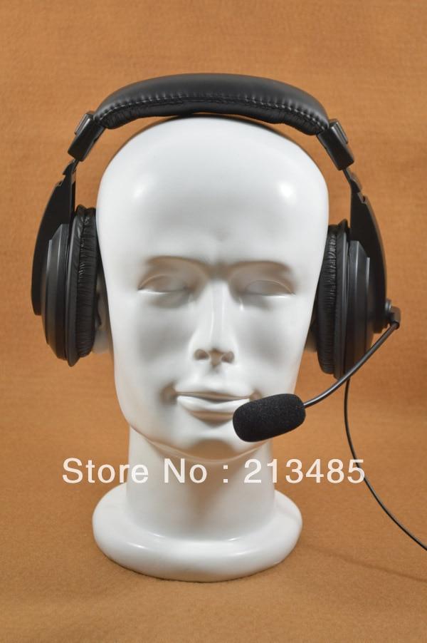 Resistente VOX M328 Plug de fone de ouvido para Motorola gp328, Gp340, Gp380, Gp640, Mtx8250, Ht750, Ht1250, Pro5150, Ptx700