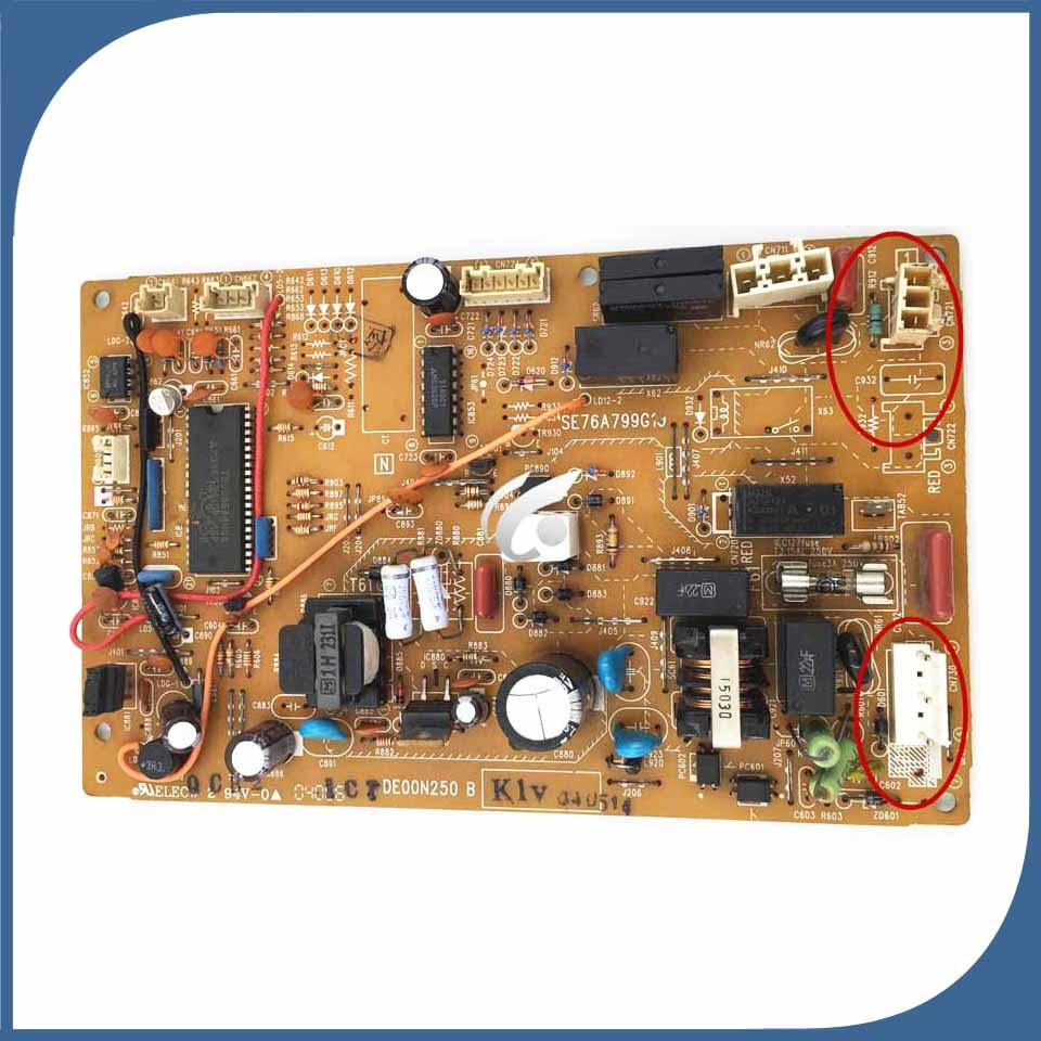 Placa de control de ordenador de aire acondicionado DE00N250B SE76A799G10 SE76A799G13 DE00N250 B