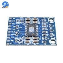 XH-M562 TPA3116D2 плата цифрового усилителя DC 12-24 В 2x50 Вт Двухканальный аудио динамик класса D HIFI стерео звуковая плата