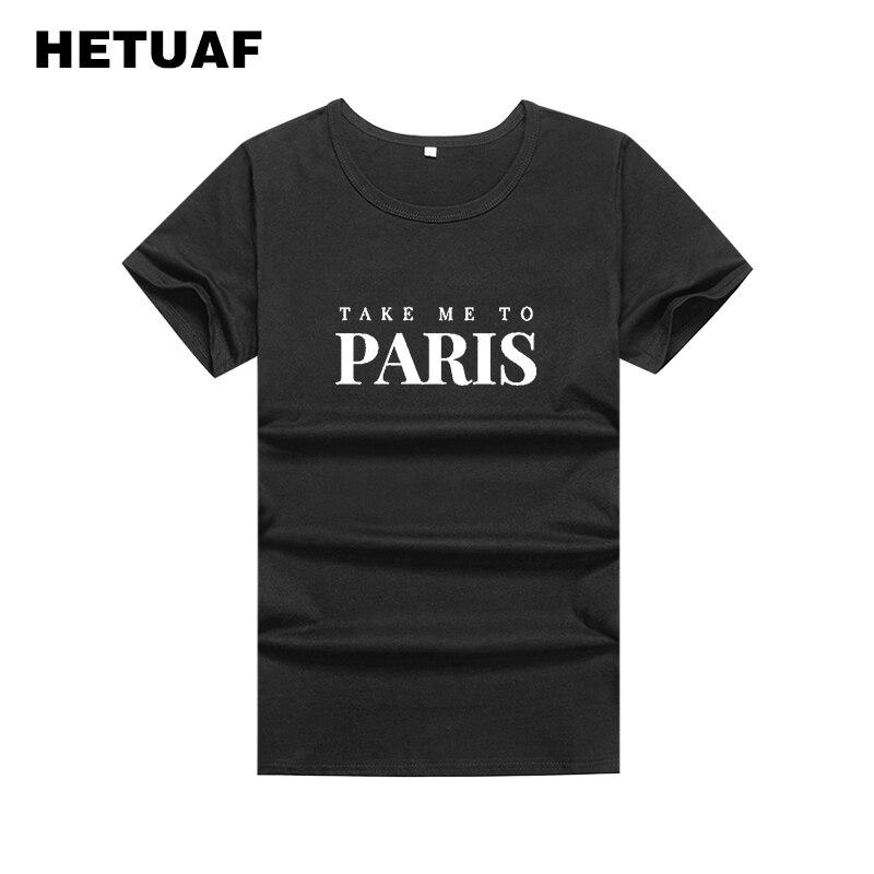 HETUAF-Camiseta con estampado