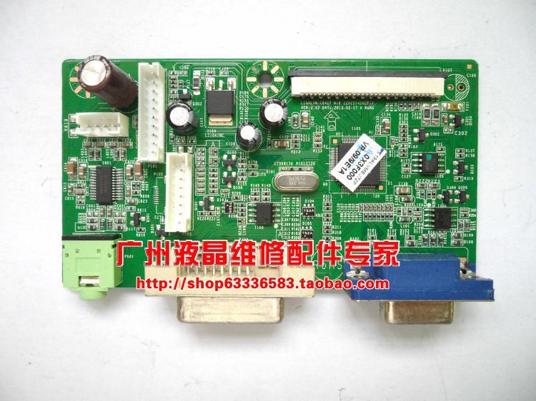 LCD-AD191SE سائق مجلس L19ALVM-CB42P 2202574502 P/T اللوحة فك مجلس