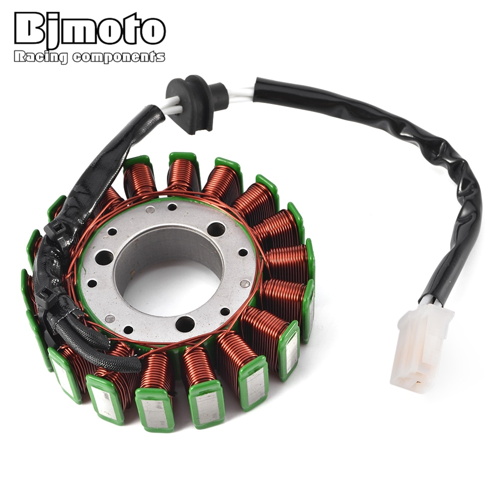 BJMOTO катушка статора зажигания мотоцикла для Suzuki GSXR600 GSXR750 GSXR1000 GSXR GSX-R 600 750 1000 2000 2001 2002 2003 2004 2005