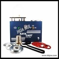 kaya mini vacuum investing casting machine jewelry machine equipment kaya mold caster jewelry lost wax cast combination