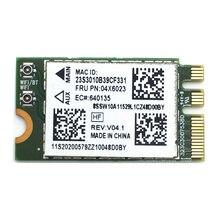 Atheros NFA345 802.11ac Bluetooth 4.0 NGFF Card FRU04X6023 for Lenovo G70-70 G70-80 B50-80