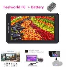 Feelworld F6 qualité professionnelle 5.7