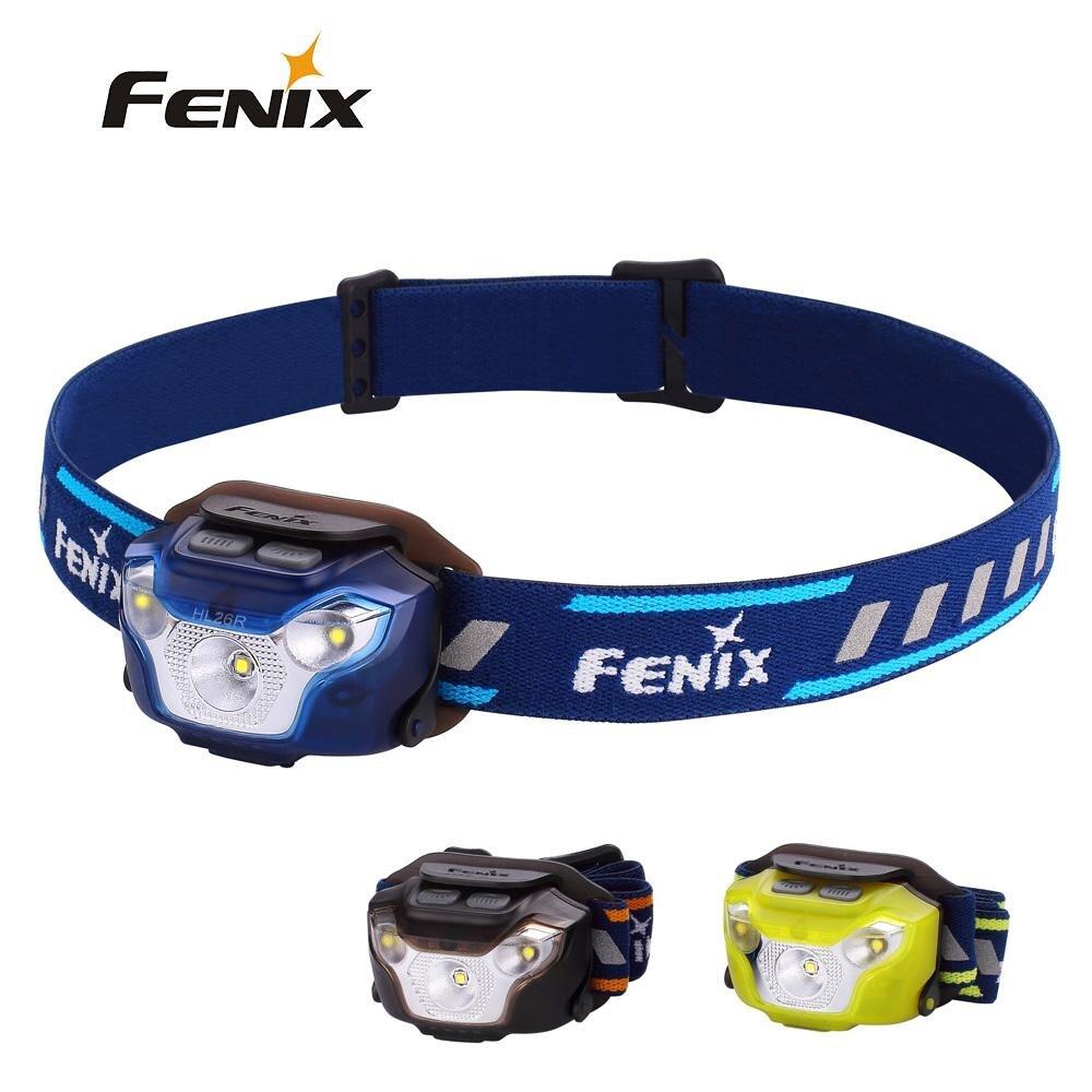 Fenix HL26R Cree XP-G2 R5 LED 450 lúmenes linterna frontal ultraligera USB recargable