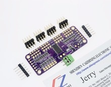 Smart Elektronik PCA9685 16 Kanal 12 bit PWM Servo Fahrer I2C Interface für Raspberry Pi DIY Servo Schild Modul