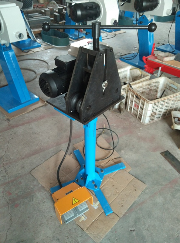 Máquina dobladora de tubos eléctricos de ETR-50, herramientas de maquinaria dobladora