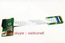 Wholesale 2017 PCI Express 1X USB to Mini PCI express,High Quality Mini Pci-e Adapter