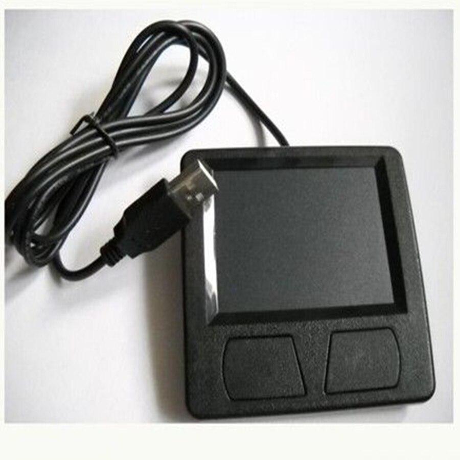 Nuevo ratón táctil portátil USB touch the touchpad Explorer para PC de diseño Industrial