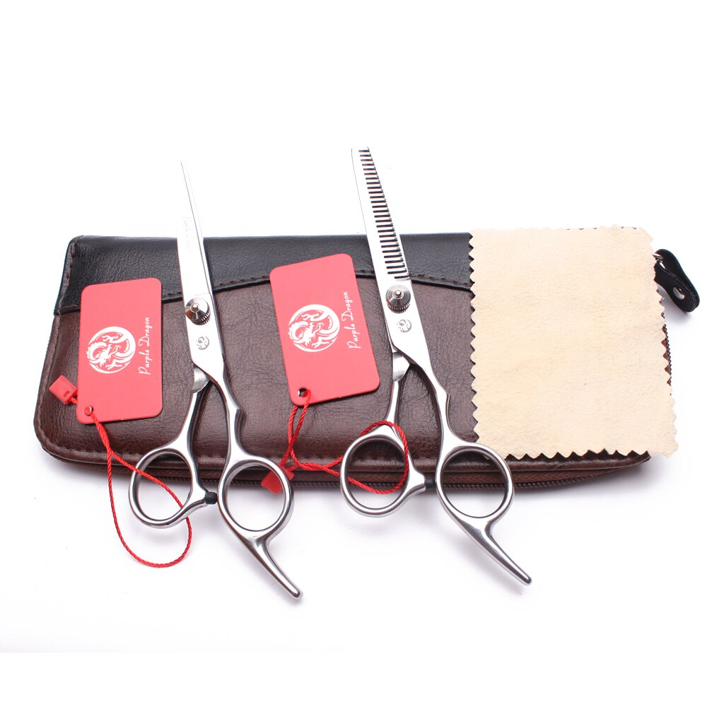 "1Set 6"" 6.5"" 7"" JP Stainless Cats Grooming Scissors Straight Scissors Thinning Shears Professional Pet Shears Dog Scissors Z1001"
