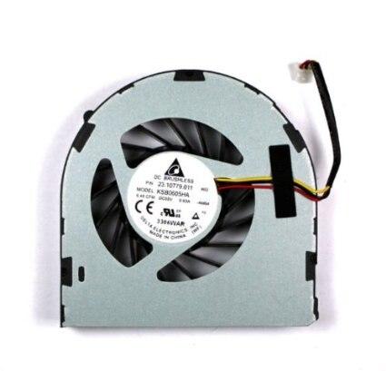 ¡Nuevo! ventilador de refrigeración SSEA para ordenador portátil Dell Inspiron M5040 N4050 N5040 N5050 P/N KSB0605HA