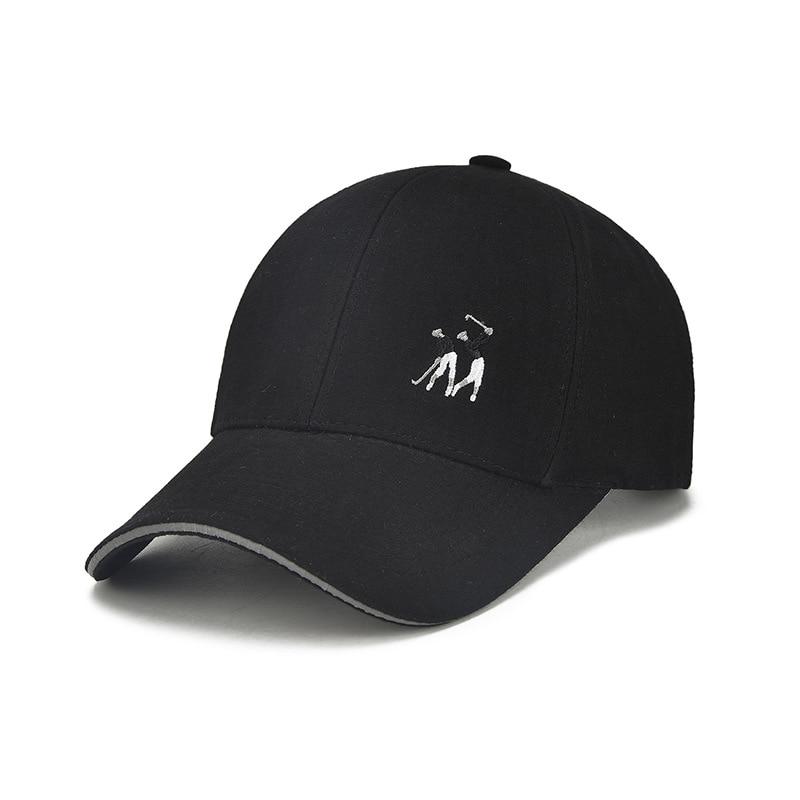 Gorra de béisbol de Golf de alta calidad deportiva de verano Gorra de béisbol de algodón para hombres mujeres Hip Hop sombrero de hueso para papá Garros