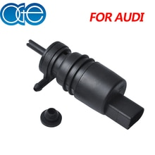Pompe de lavage de pare-brise de voiture   Pour Audi A4 A6 A8 S4 S6 S8 R8 RS4 RS6 TT 1996-2010 67128362154 1J5955651 partie avant de Windows