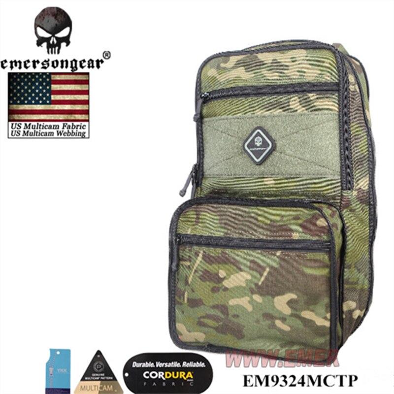 Emersongear D3 Multi gedachte Weste Rucksack Assault Rucksack Operator-Pack Molle Military Jagd Tasche