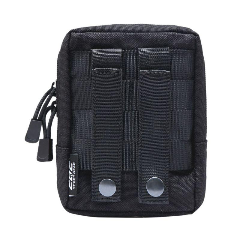 Открытый военный тактический карман многофункциональный портативный инструмент Аксессуары EDC MOLLE сумка на молнии прочные карманы