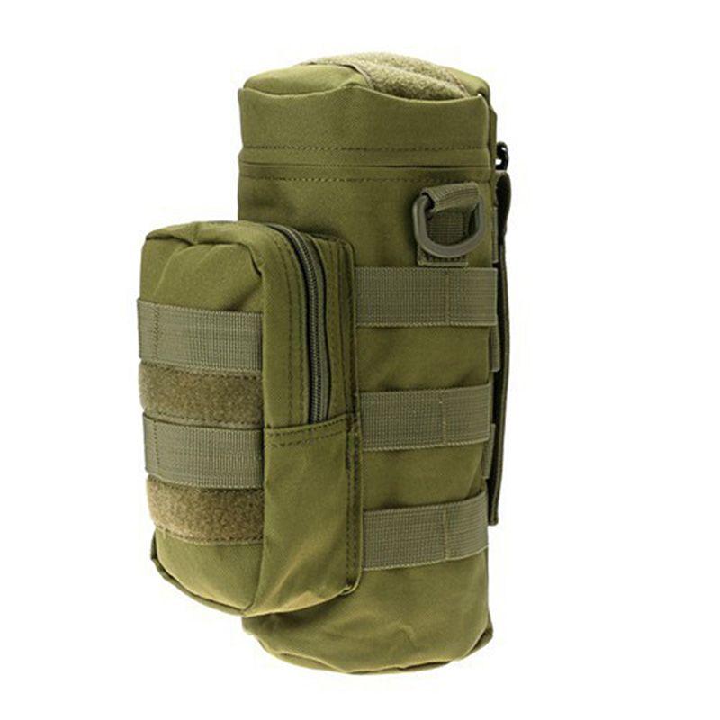 Nuevo Producto, bolsa de botella de agua, hervidor médico de utilidad, bolsa de viaje para caza al aire libre, 3 colores, nuevo 2019