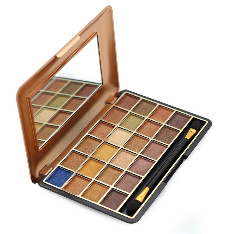 Miss Rose основа для макияжа 24 цвета натуральные мерцающие тени для век Палитра телесные тени для век Косметика Макияж Палитра