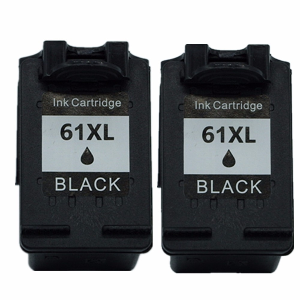 Cartucho de Tinta Remanufactured Para HP61 HP61XL 61 XL 61XL 3055a CH563WN Deskjet 2512 2514 3000 3051 3054 3056 3510 3511