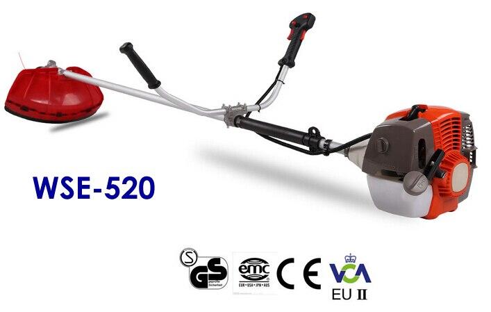 Прямые поставки с фабрики! WSE-520 2-тактный 52CC кусторезы/триммер травы с CE и низкой цене