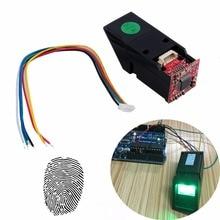 RCmall Green Light Optical Fingerprint Reader Sensor Module for Arduino Mega2560 UNO R3 FZ1035G DIYmall