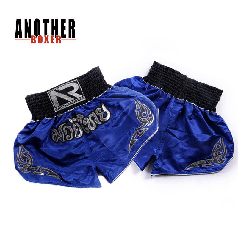 Bañadores MMA de Patchwork, pantalón corto para Muay Thai s, Boxeo Mma Crossfit para niños, boxeo, pantalón corto para muay thai, hombres, MMA, entrenamiento de mujeres, bañadores Wushu Sanda