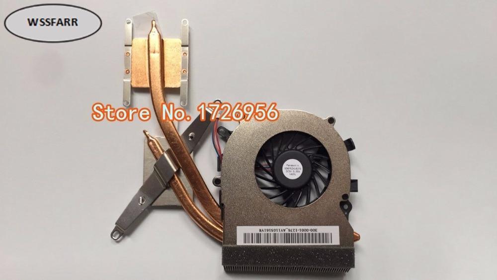 Радиатор для ноутбука в сборе, кулер с вентилятором для SONY VAIO VPCEB, PCG-71213M, VPCEB3E1E, серия 300-0011-1276, UDQFRZH1