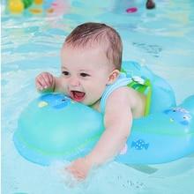 Anneau gonflable pour bébé   Sous-aisselle flottant pour bébés, flotteur pour enfants, accessoires de natation pour piscine à Double cercle, jouet gonflable pour anneau de radeau