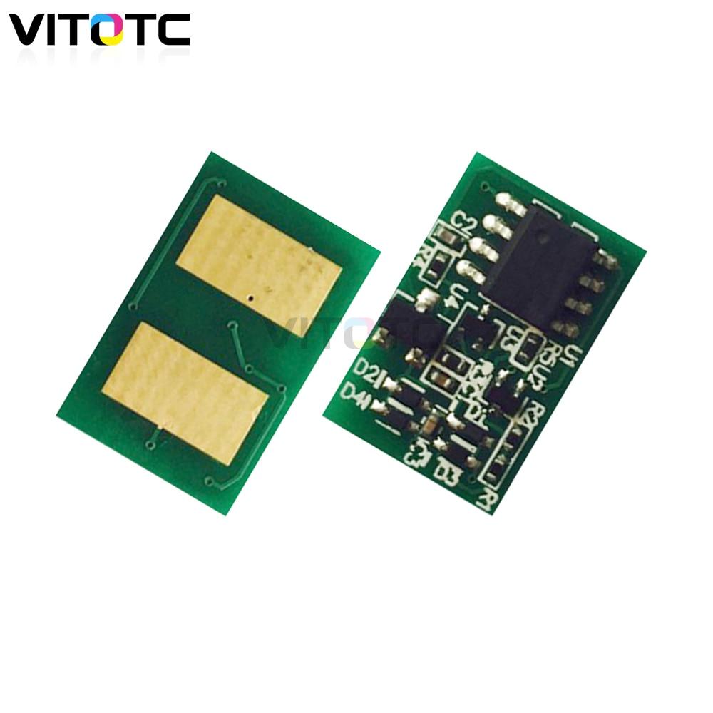 4x cartucho de tóner chip para Okidata C532dn C542dn MC573dn MC563dn C 532dn chips para tóner de reinicio 46490632, 46490631, 46490630, 46490629