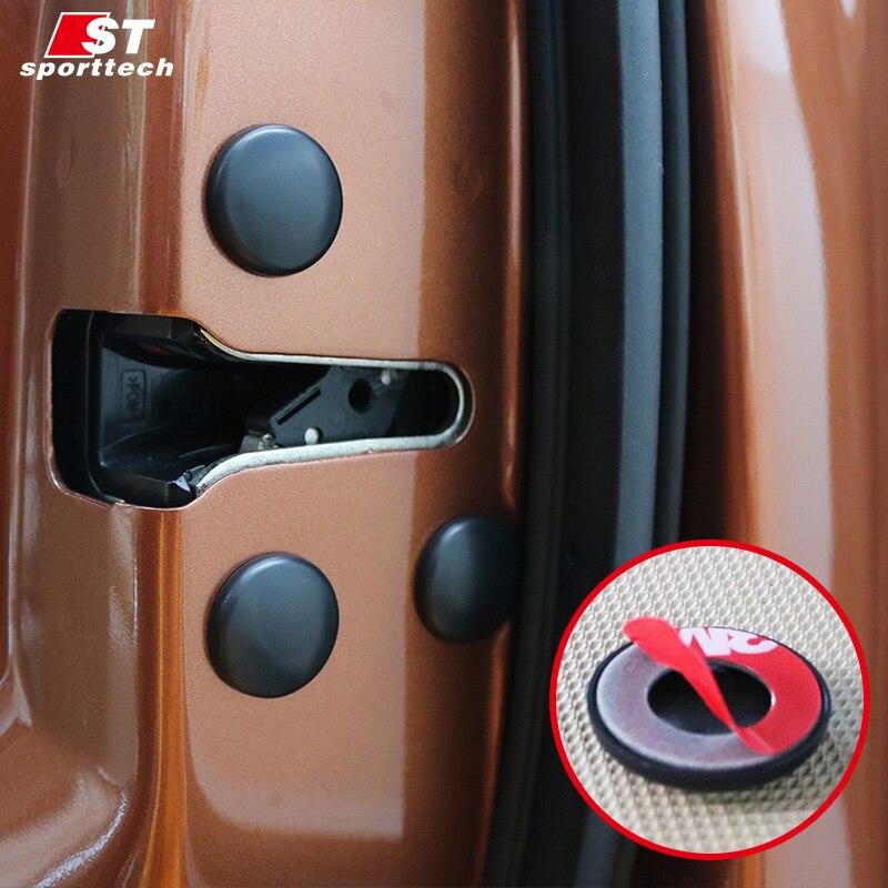 Couvercle de Protection vis de porte de voiture   Pour Ford Mondeo/Focus/Fiesta/Kuga/Escort/Taurus/Eco sport/Mustang/s-max/Edge, accessoires