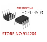 10 sztuk A4503 transoptor DIP8 izolator optyczny