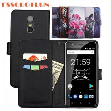 FSSOBOTLUN For Just5 Freedom C100 Case PU Leather Retro Flip Cover Shell Magnetic Fashion Wallet pho